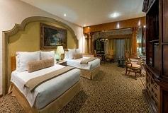 Habitación Gran Clase Suite Doble No Fumar del Hotel Hotel Quinta Real Guadalajara