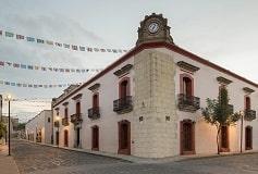 Habitación Suite Exterior King Reembolsable del Hotel Hotel Quinta Real Oaxaca