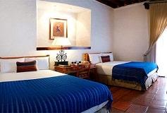 Habitación Suite Interior del Hotel Hotel Quinta Real Oaxaca