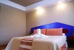 Habitación Deluxe Room del Hotel Hotel Quinto Sol Teotihuacán
