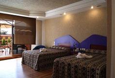 Habitación Habitación Con Balcón del Hotel Hotel Quinto Sol Teotihuacán