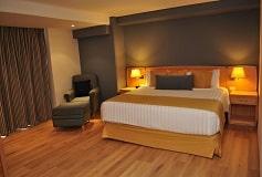 Habitación Corner Deluxe del Hotel Hotel Radisson Paraíso Perisur