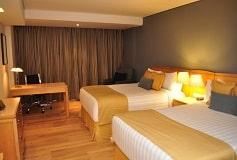 Habitación Estándar Doble del Hotel Hotel Radisson Paraíso Perisur
