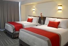Habitación Estándar del Hotel Hotel Ramada Plaza León
