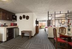 Habitación Junior Suite del Hotel Hotel Ramada Plaza León
