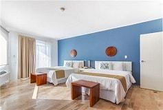 Habitación Suite Dos Recámaras del Hotel Hotel Ramada Resort Mazatlán