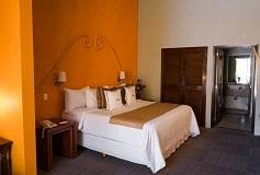 Habitación Superior King del Hotel Hotel Real de Minas San Miguel Allende