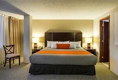 Habitación Deluxe King No Fumar del Hotel Hotel Real Inn Guadalajara Centro