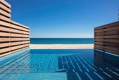 Habitación Altitud Junior Suite Swimout Ocean Front Doble del Hotel Hotel Reflect Krystal Grand Los Cabos