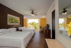 Habitación Deluxe Ocean View Double del Hotel Hotel Reflect Krystal Grand Nuevo Vallarta