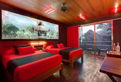 Habitación Deluxe doble No Reembolsable del Hotel Hotel Reina Roja