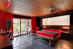 Habitación Deluxe king del Hotel Hotel Reina Roja