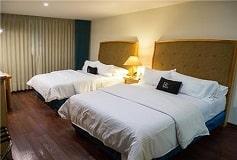 Habitación Estándar Doble del Hotel Hotel Riazor Aeropuerto