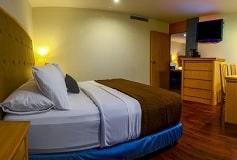 Habitación Junior Suite del Hotel Hotel Riazor Aeropuerto