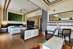 Habitación Suite del Hotel Hotel Riu Dunamar