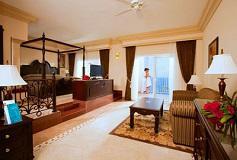 Habitación Suite Jacuzzi Vista al Mar del Hotel Hotel Riu Emerald Bay