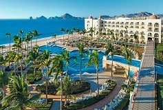 Habitación Junior Suite Vista Parcial al Mar del Hotel Hotel Riu Palace Cabo San Lucas