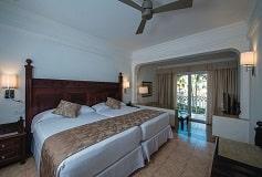Habitación Junior Suite Vista al Jardín del Hotel Hotel Riu Palace Cabo San Lucas