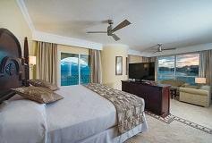 Habitación Suite Jacuzzi  Vista al Mar del Hotel Hotel Riu Palace Cabo San Lucas