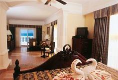 Habitación Suite con Jacuzzi Vista al Mar Sólo Adultos del Hotel Hotel Riu Palace Las Américas