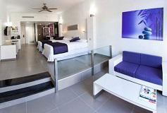 Habitación Junior Suite Courtyard del Hotel Hotel Riu Palace México