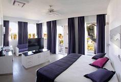 Habitación Suite Jacuzzi del Hotel Hotel Riu Palace México