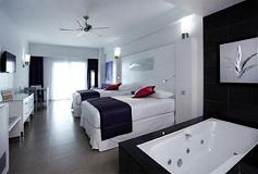 Habitación Junior Suite Superior Vista al Mar del Hotel Hotel Riu Palace Península All Inclusive