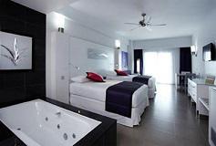 Habitación Junior Suite Vista al Mar del Hotel Hotel Riu Palace Península All Inclusive