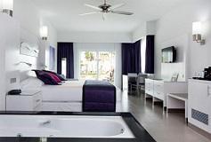 Habitación Villa Suite Jacuzzi del Hotel Hotel Riu Palace Península All Inclusive