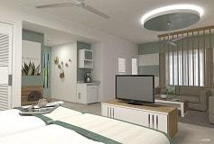 Habitación Junior Suite del Hotel Hotel Riu Tequila