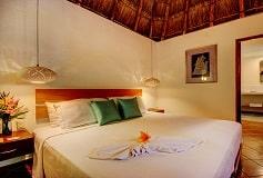 Habitación Búngalo King size del Hotel Hotel Riviera Maya Suites