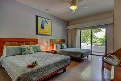 Habitación Cuarto Doble del Hotel Hotel Riviera Maya Suites