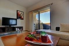 Habitación Palmar Dos Recámaras Quinta Avenida del Hotel Hotel Riviera Maya Suites