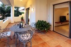 Habitación Palmar Tres Recámaras Penthouse del Hotel Hotel Riviera Maya Suites