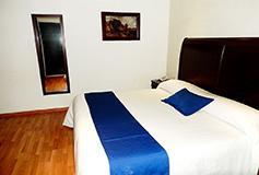 Habitación Estándar King del Hotel Hotel Roma Guadalajara