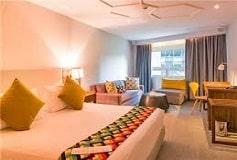 Habitación Deluxe del Hotel Hotel Room Mate Valentina