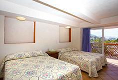 Habitación Estándar Vista al Mar+ WiFi Gratis del Hotel Rosita Hotel Puerto Vallarta