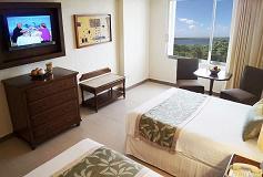 Habitación Deluxe Vista Laguna  del Hotel Hotel Royal Solaris Cancún