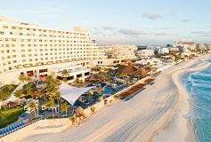 Habitación Deluxe Vista Mar con Jacuzzi del Hotel Hotel Royal Solaris Cancún