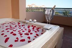 Habitación Deluxe Vista Mar con Jacuzzi del Hotel Hotel Royal Solaris Los Cabos