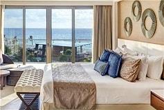 Habitación Luxury Junior Suite Ocean View Diamond Club del Hotel Hotel Royalton Riviera Cancún Resort and Spa