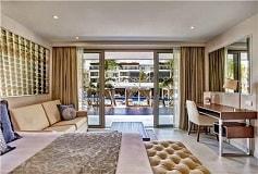 Habitación Luxury Junior Suite Swim Out Diamond Club del Hotel Hotel Royalton Riviera Cancún Resort and Spa