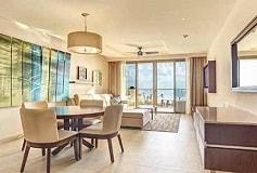 Habitación Luxury Presidential One Bedroom Suite Ocean View del Hotel Hotel Royalton Riviera Cancún Resort and Spa