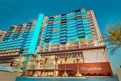 Habitación Luxury Junior Suite Ocean View Diamond Club del Hotel Hotel Royalton Suites Cancun Resort & Spa