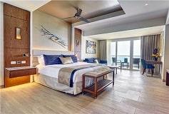 Habitación Luxury Junior Suite Ocean View del Hotel Hotel Royalton Suites Cancun Resort & Spa