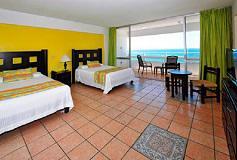 Habitación Junior Suite con vista al mar del Hotel Hotel San Marino