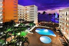 Habitación Estándar con Balcón Dos del Hotel Hotel San Marino Vallarta Centro Beachfront