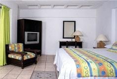 Habitación Estándar sin Balcón No Reembolsable del Hotel Hotel San Marino Vallarta Centro Beachfront