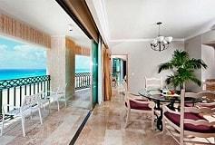 Habitación Suite Caribe del Hotel Hotel Sandos Cancún Lifestyle Resort