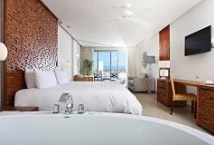 Habitación Finisterra Junior Suite del Hotel Hotel Sandos Finisterra Los Cabos All Inclusive Resort